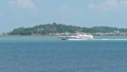 Kapal Feri TPI-Pancur Tak Lagi Singgahi Mensanak, Warga Kesulitan Keluar Daerah