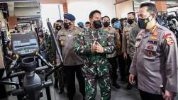 Kapolri: Jika TNI dan Polri Solid Banyak Hal Positif Akan Dirasakan