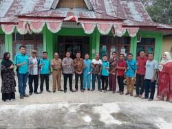 Karang Taruna Desa Kualu Nenas Terbentuk, Ismail Saleh Terpilih Jadi Ketua
