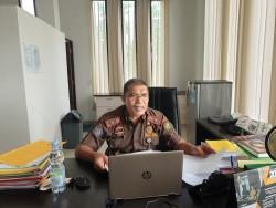 Kasat Pol PP Kampar Evaluasi Kinerja Pol PP yang Bertugas di Desa