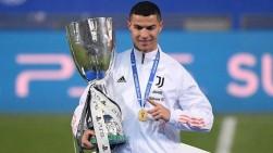 Kata Cristiano Ronaldo Setelah Antar Juventus Juarai Piala Super Italia