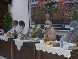 Kecamatan Rumbai Barat Sosialisasikan Terkait Pembangunan Tol Pekanbaru-Rengat