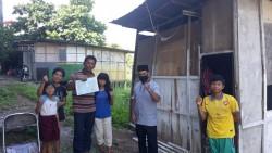 Kelurahan Labuh Baru Timur Pekanbaru Telah Distribusikan Bantuan Sembako Tepat Sasaran