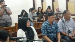 Kepala K3S Kecamatan Gerbang Langkat Menangis Dituntut 14 Bulan Kasus Pungli Dana BOS