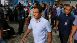 Kerjasama dengan Cina Hantarkan Mantan Presiden Maladewa ke Penjarakan