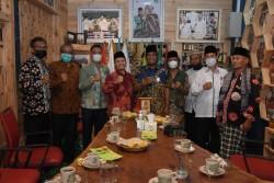 Ketua PWNU Riau Rusli Ahmad Doakan Semoga PKS Menjadi Partai Besar