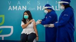 Komnas KIPI: Belum Ditemukan Reaksi Anafilaktik Selama Vaksinasi Covid-19