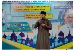 Komunitas Riau Mengaji Hadirkan Habib Alhabsy Dan Opick Tombo Ati Di Rohil