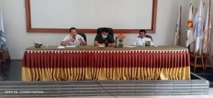 KONI Kampar Gelar Rakor Dengan Delegasi KOK Kecamatan