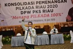 Konsolidasi Jelang Pilkada 2020, DPW PKS Riau Targetkan Menang 100 Persen