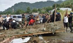 Korban Jiwa Banjir di Sentani Bertambah Jadi 89 Orang