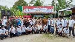 Kukuhkan LPM, Forum RT/RW, Camat Kulim Kota Pekanbaru Marzali Harapkan Dedikasi di Tengah Masyarakat