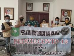 Kupon Sembako Idolmart Untuk Warga Riau di Jabodetabek Sudah Disalurkan