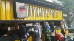 Laris Manis, King Ayam Geprek di Lampung ini Tawarkan Harga Mahasiswa