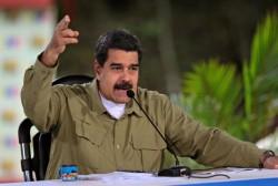 Maduro Usir Lima Anggota Parlemen Eropa