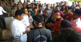 Mahasiswa Batam Desak Walikota Copot Jefridin dari Jabatan Sekdako Batam