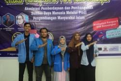 Mahasiswa UIN Suska Riau Pimpin Forkommasi Korwil Sumatera