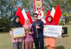 Mahasiswi STIE Raih Juara Pertama Lomba Karya Tulis Ilmiah Pemko Tanjungpinang