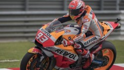Marc Marquez Rebut Pole MotoGP Malaysia