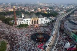 Masjid Agung Palembang Resmi Berubah Nama