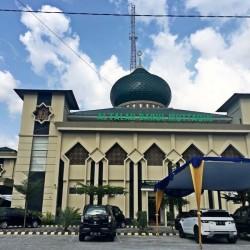 Masjid Paripurna di Pekanbaru Akan Miliki Toko Modern
