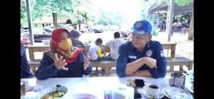 Menikmati Sate Maranggi, Bamsoet Dorong Kuliner Indonesia Jadi Kekuatan Diplomasi Internasional