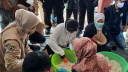Mensos Risma: Erupsi Gunung Semeru Mungkin Dampak Global Warming