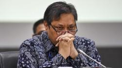 Menteri Airlangga Tak Umumkan Positif Covid-19 Dikritik, Istana Beri Penjelasan
