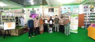 Menuju Perpustakaan Lebih Baik, SMK Muhammadiyah 3 Pekanbaru Buat MoU Dengan SMK Abdurrab Pekanbaru