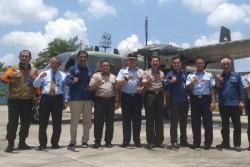 Modifikasi Cuaca, 800 kg Garam Disebar Satgas Karhutla Riau di Langit