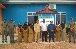 Monitoring ke Lingga Timur, Anwar: Puskesmas Sei Pinang Perlu Ruangan Rawat Inap