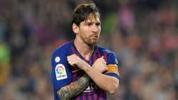 Ingin Barcelona Kalah, Presiden Lyon Doakan Messi Sakit Flu