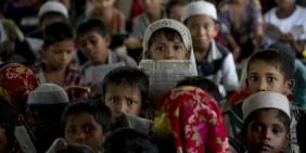 OKI akan Bawa Kasus Rohingya ke Pengadilan Internasional