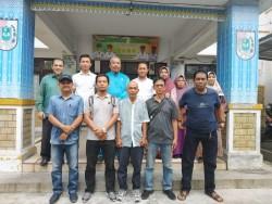 OMS Kecamatan Senapelan Koordinasi Dengan Seluruh Stakeholder Kecamatan Senapelan