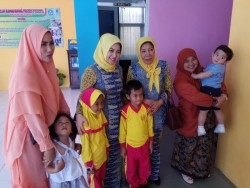 Padang Panjang Sosialisasikan pentingnya pendidikan Anak Usia Dini