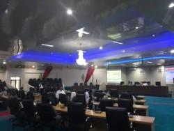 Parah, Saat Sampaikan Pokir Anggota DPRD Kampar Banyak Tak Hadir