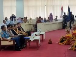 Pelantikan Pengurus Komunitas Maritim Lampung Dihadiri Putra Wapres