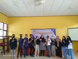Pelatihan Jurnalistik Forum Jurnalis Remaja Kampar Hadirkan Materi UU Pers dan UU ITE