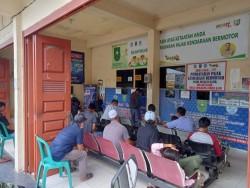 Pelayanan UPTD Samsat Tambusai Dinilai Buruk, Masyarakat Kecewa: Mau Bayar Kok Sulit