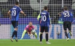 Pemandangan Unik pada Pertandingan UCL Atalanta vs Manchester City