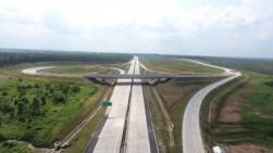 Pemerintah Targetkan Tol Bakauheni-Terbanggi Dapat Dilewati 19 Hari Lagi