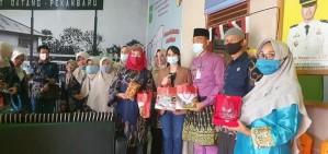 Pemkab 50 Kota Sumbar Kunjungi Kelurahan Lembah Damai Pekanbaru