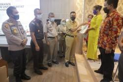 Pemkab Siak Serahkan 1.811 Sertifikat Tanah Untuk Rakyat dari Program PTSL 2020