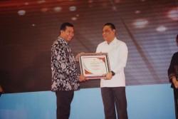 Pemko Pekanbaru Kembali Raih Penghargaan Pelayanan Publik Terbaik Tingkat Nasional