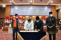 Pemko Pekanbaru MoU Dengan LAM Riau Bangun Monumen Bahasa di Tenayan Raya