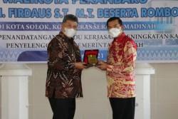 Pemko Solok Lakukan Penandatanganan MoU Bersama Pemko Pekanbaru