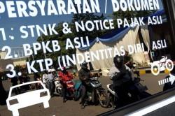 Pemprov Riau Hapus Sanksi Administratif Pajak Kendaraan