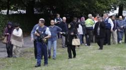 Penembakan Di Masjid Al Noor Selandia Baru Berlangsung 20 Menit