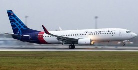 Penumpang Sriwijaya Group Kini Bisa Internetan di Pesawat