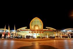 Penurunan Penumpang di Bandara Lombok Capai 40 Persen